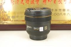 佳能口 适马 50mm F1.4 HSM 单反镜头 大光圈定焦标头 专业人像