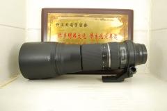 99新佳能口 腾龙 150-600 F5-6.3 VC USD A011 超长焦单反镜头 防抖