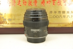 佳能 85mm F1.8 USM 单反镜头 大光圈专业定焦人像头