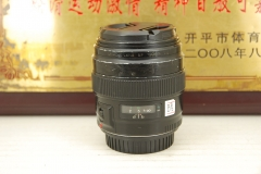 佳能 100mm F2 USM 单反镜头 大光圈专业定焦人像小长焦 性价比高