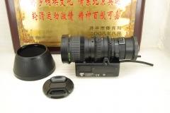 95新 C口 FUJI 富士 5.5-77 T1.4 监控头 T14x DA-D58 摄像机镜头