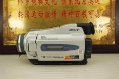 Sony/索尼 DCR-TRV18E 摄像机 Mini DV磁带卡带录像机 复古收藏