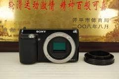 95新 索尼 NEX-F3 微单无反数码相机 可选配镜头1610万像素翻转屏