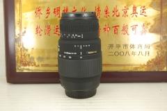 97新 佳能口 适马 70-300 F4-5.6 Macro APO DG 单反镜头 长焦远摄