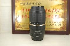 99新佳能口 腾龙 70-300 F4-5.6 VC A005 单反镜头 中长焦 带防抖