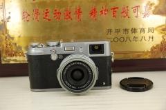 95新Fujifilm/富士 x100s 复古相机 23mm F2镜头复古旁轴数码相机