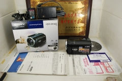 99新 Sony/索尼 HDR-XR160E 高清摄像机 数码DV 160G硬盘录像机