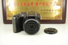 Fujifilm/富士 FinePix S602 Zoom 数码长焦相机家用便携复古怀旧