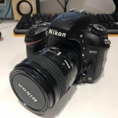 尼康d610机身-3000块/尼康60mm 2.8d微距镜头-1500块