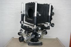 wista 威仕达 威斯塔 45单轨 大画幅 带手提箱