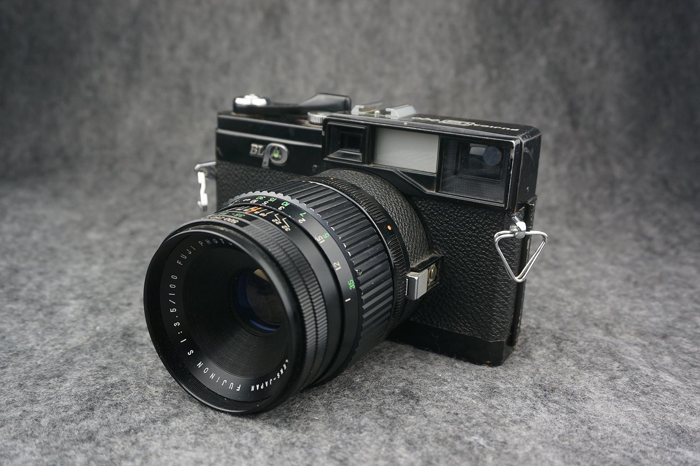 富士 g690 bl 大莱卡 100 3.5镜头
