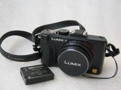 松下DMC-LX5