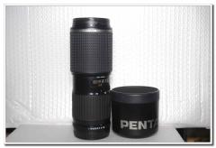 宾得/Pentax FA 645 150-300mm F/5.6 ED (IF) 镜头