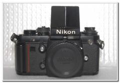 尼康F3胶片机  带DA-2取景器