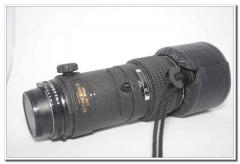尼康Nikkor AF 300mm F4 ED
