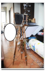 降价出 木质大画幅古典相机6X8画幅