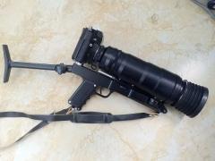 苏联 俄罗斯 好成色 史上最全 大枪相机 泽尼特 Zenit FS-12 大全