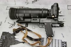 苏联 俄罗斯 大枪相机 FS-122-2 泽尼特 Zenit  带原厂皮箱