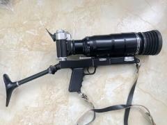 苏联 俄罗斯 稀有 崭新 史上最全大枪 相机 泽尼特 Zenit 大全套