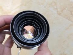 苏联 俄罗斯 稀有 LOMO PO3-3m 电影镜头 2/50 成色完好 电影原口