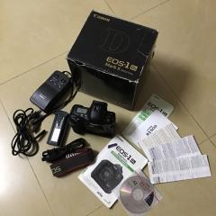 佳能EOS 1Ds Mark II 1Ds2旗舰数码单反相机