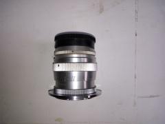 德国:斯坦海尔85/2.8中焦镜头