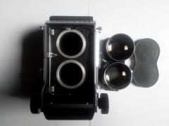 玛米亚C22 、玛米亚135/4镜头