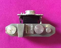 法国derlux旁轴相机 gallus 50 3.5 无膜白头——1300元