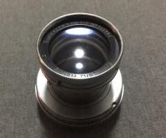 徕卡summar 50 2 L39口镜头 全开锐利 黑白神器