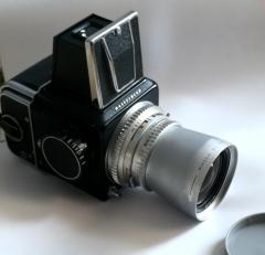 Hasselblad 500 C/M+50mm/4