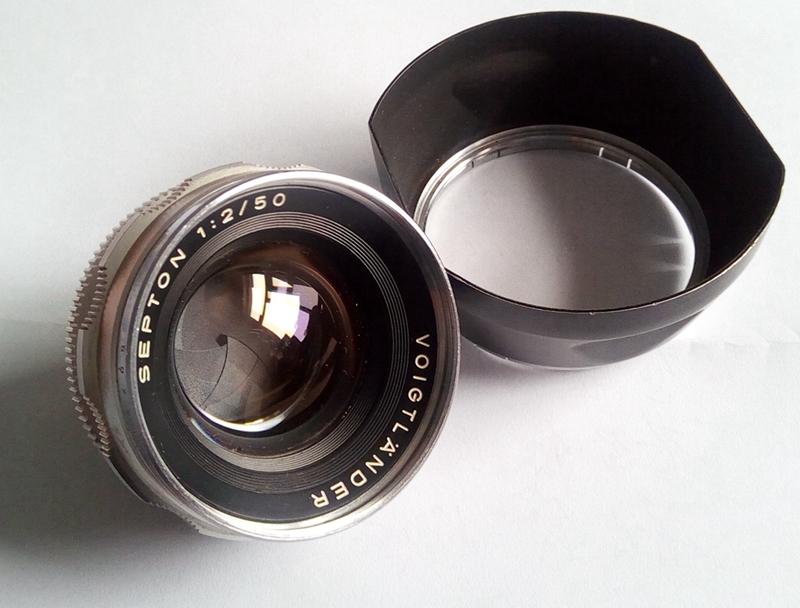 福伦达 septon 50mm/2