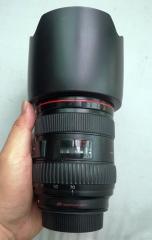 佳能24-70mm/2.8一代全幅红圈镜头