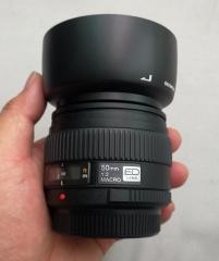 奥林巴斯50mm/2单反定焦镜头 50/2 微距
