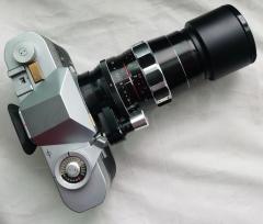 ALPA 10D阿尔帕胶片相机带施耐德135/3.5套机  3998