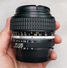 尼康ais 50 1.2大眼睛 50mm/1.2 完美成色