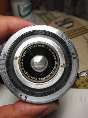 雨果·梅耶中画幅广角80毫米F9镜头M42,1499元