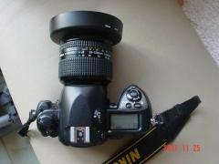 尼康F6 +AF24-120D