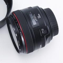 佳能50mmf/1.2L镜头