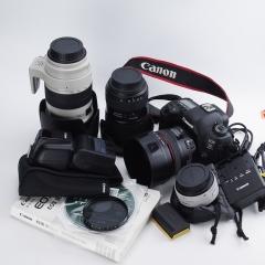 佳能5D4,50f/1.2L,16-35 f/2LIII,70-200mmf/2.8LII镜头