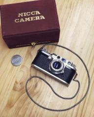 徕卡iiif 日本Nicca 胶片相机
