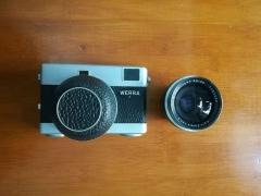 蔡司黑蜥蜴WERRA 3 相机50/2.8、35/2.8双镜头