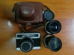 德产维拉蔡司WERRA matic相机3镜头大全套