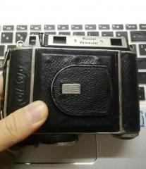 稀少德产派宝Plaubel Roll-OP II折叠75mm/2.8皮腔相机