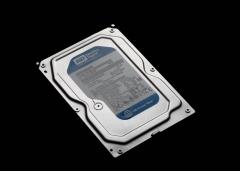 西部数据500G台式机硬盘(拷满高清和蓝光视频)