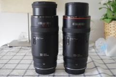 ■ 2个佳能100-300 5.6镜头(其中一个红圈L头) 1150包快■