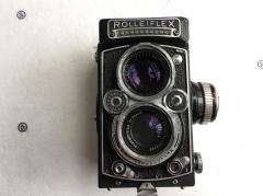 禄来 rolleiflex 3.5e 双反 planar镜头