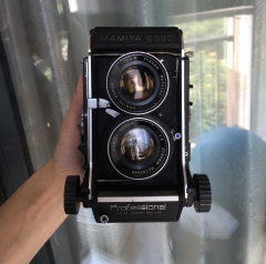 玛米亚C330+蓝点80mm镜头,降价求秒