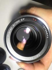 蔡司100 2微距镜头,尼康口,蔡司百微