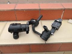 DJI大疆如影Ronin-S手持云台如影S单反稳定器相机微单防抖拍摄三轴