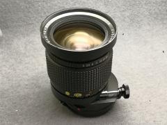 玛米亚 50mm 4 移轴 中画幅镜头